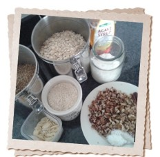 muesli ingredienten