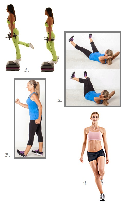 exercise runners